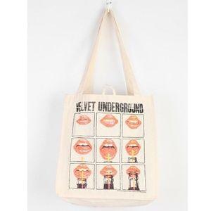 Junk Food Velvet Underground Tote
